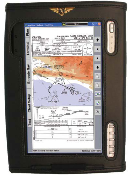 Figure 8-7. Example of an Electronic Flight Bag.